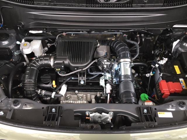 ハイブリッドMV 4WD スズキセーフティサポート 全方位カメラパック シートヒーター(19枚目)