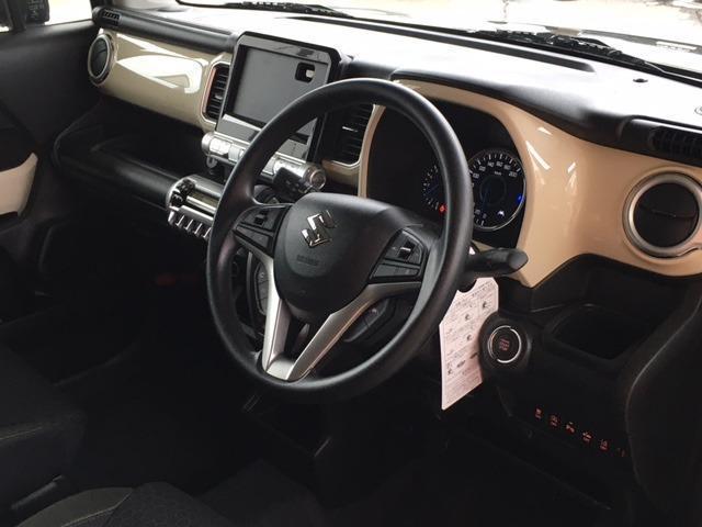 ハイブリッドMV 4WD スズキセーフティサポート 全方位カメラパック シートヒーター(21枚目)