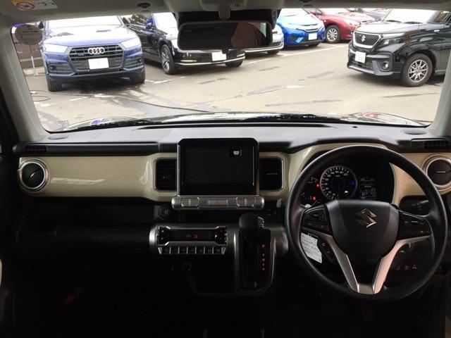 ハイブリッドMV 4WD スズキセーフティサポート 全方位カメラパック シートヒーター(22枚目)