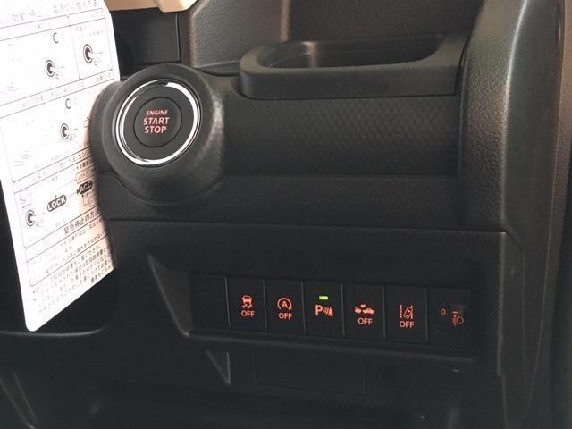 ハイブリッドMV 4WD スズキセーフティサポート 全方位カメラパック シートヒーター(27枚目)