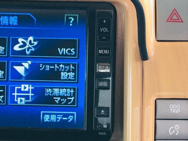 2.4アエラス Gエディション SDナビ VICS AUX ETC搭載 オットマン(12枚目)