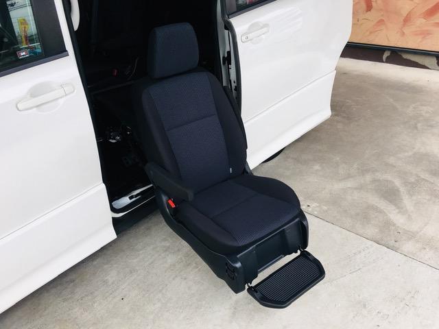 ZS ウェルキャブ サイドリフトアップシート 福祉車両 純正9インチナビ コーナーセンサー バックカメラ(18枚目)