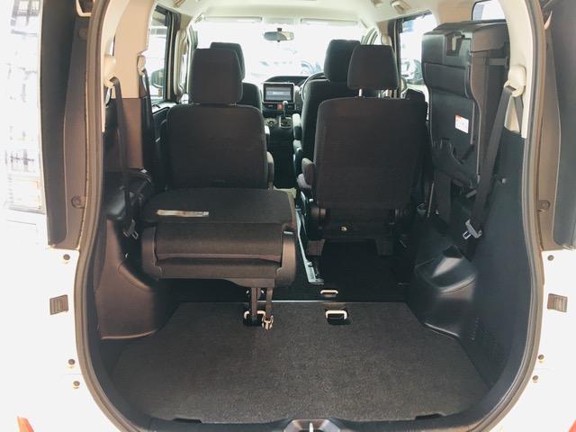 ZS ウェルキャブ サイドリフトアップシート 福祉車両 純正9インチナビ コーナーセンサー バックカメラ(38枚目)