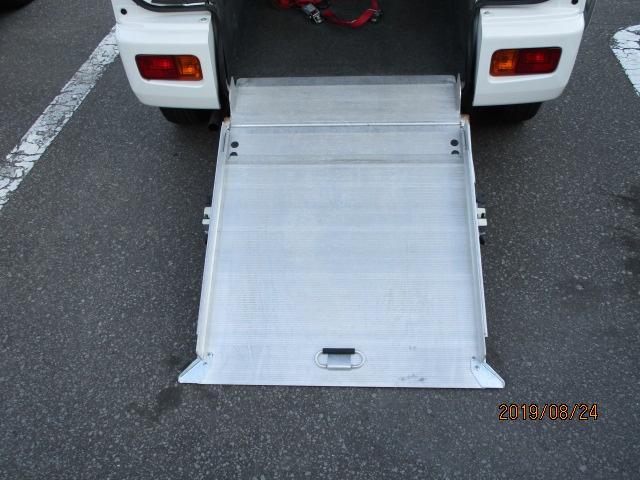 スローパー4WD折り畳み補助シート(12枚目)
