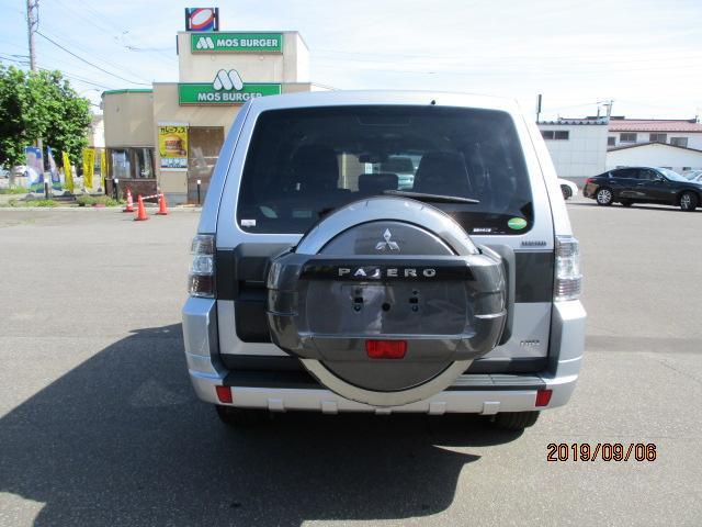 ロング エクシード 4WD バックカメラ ディーゼル(3枚目)