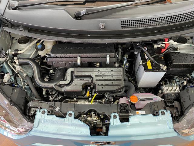X SAIII 4WD スマートアシストIII アイドリングストップ キーレス 電動格納ドアミラー LEDヘッドライト コーナーセンサー 純正バックカメラ パワーウィンドウ エアコン(24枚目)