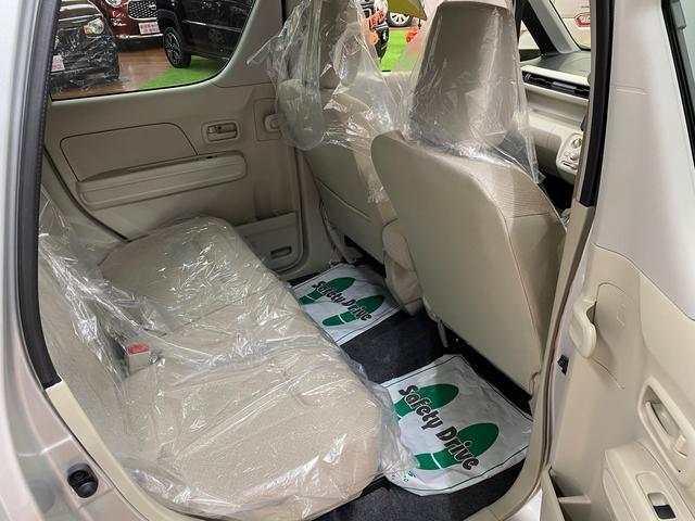 FA 4WD キーレス エアコン パワステ 電動格納ドアミラー 運転席シートヒーター CDオーディオ付き ハロゲンヘッドライト(10枚目)