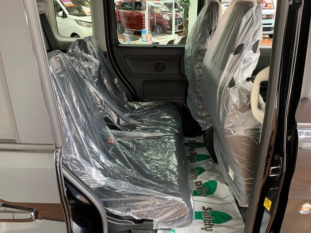 ハイブリッドGS 4WD スズキセーフティサポート デュアルカメラブレーキ マイルドハイブリッド アイドリングストップ 片側電動スライド LEDライト シートヒーター プッシュスタート 14インチ純正アルミホイール(10枚目)