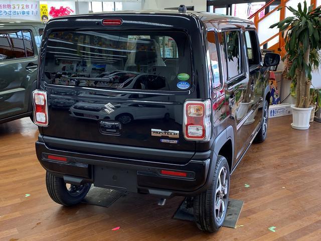 ハイブリッドX 4WD アイドリングストップ ABS 横滑り防止装置 衝突軽減ブレーキ 障害物センサー スマートキー 盗難防止装置 シートヒーター(6枚目)