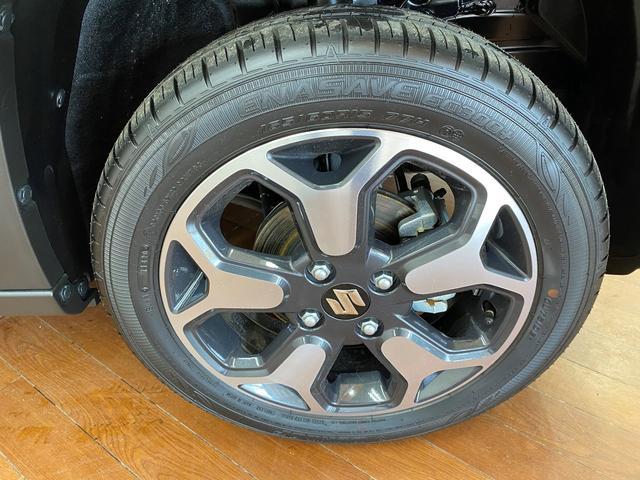 ハイブリッドX 4WD アイドリングストップ ABS 横滑り防止装置 衝突軽減ブレーキ 障害物センサー スマートキー 盗難防止装置 シートヒーター(22枚目)