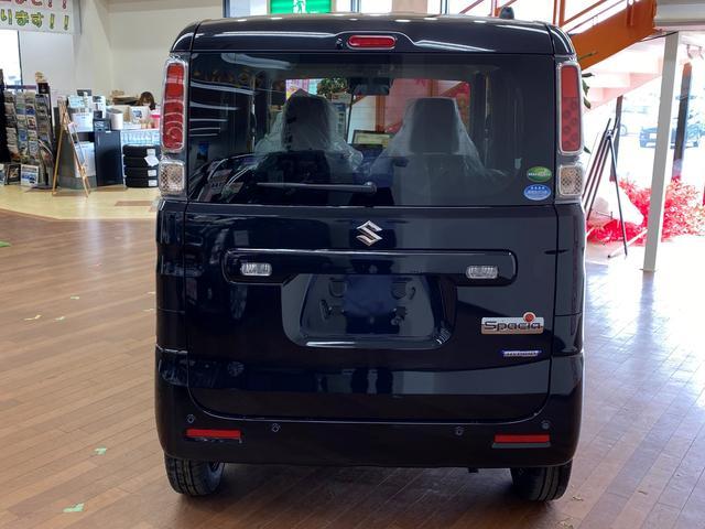 ハイブリッドG 4WD スマートキー ABS 横滑り防止装置 衝突軽減ブレーキシステム 障害物センサー オートエアコン シートヒーター 盗難防止装置 フルフラットシート オートライト(7枚目)