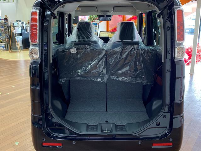 ハイブリッドG 4WD スマートキー ABS 横滑り防止装置 衝突軽減ブレーキシステム 障害物センサー オートエアコン シートヒーター 盗難防止装置 フルフラットシート オートライト(8枚目)