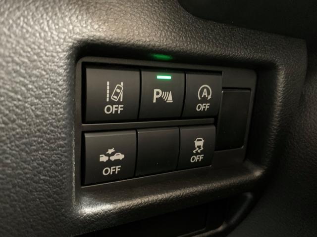ハイブリッドX 4WD スマートキー ABS 横滑り防止装置 障害物センサー 衝突軽減ブレーキシステム アイドリングストップ シートヒーター 盗難防止装置 純正アルミホイール(18枚目)