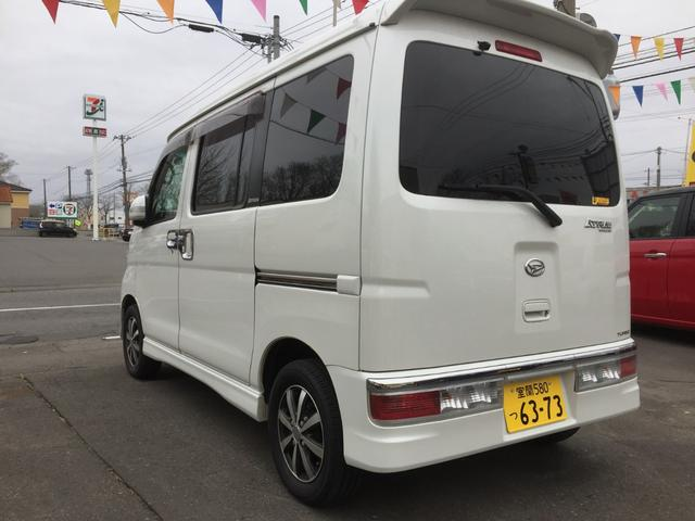 カスタムターボRS 4WD  ETC ナビ 寒冷地仕様(4枚目)