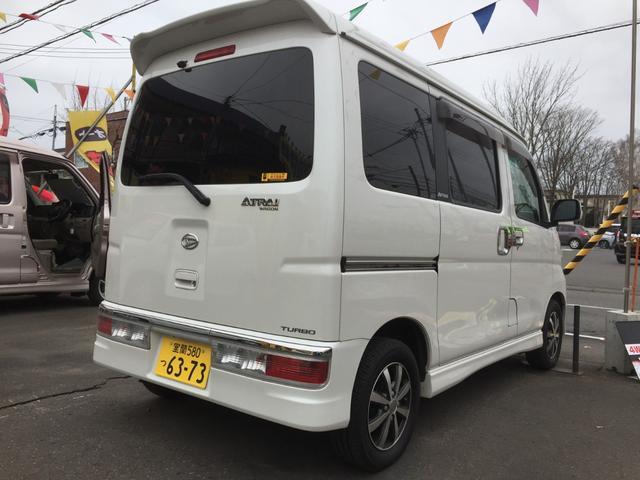 カスタムターボRS 4WD  ETC ナビ 寒冷地仕様(6枚目)