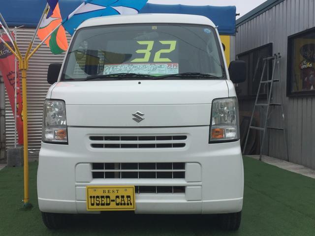PA 4WD 5MT 車検整備付き パワステ エアコン(2枚目)
