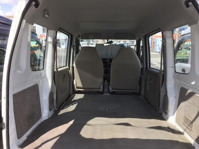 PA 4WD 5MT 車検整備付き パワステ エアコン(4枚目)