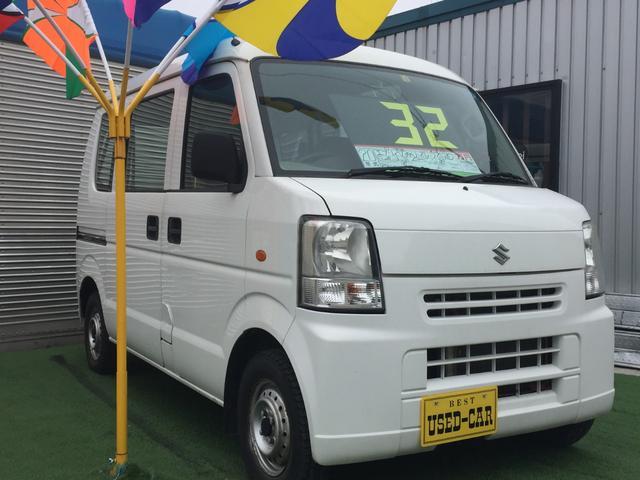PA 4WD 5MT 車検整備付き パワステ エアコン(7枚目)