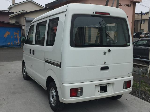 PA 4WD 5MT 車検整備付き パワステ エアコン(12枚目)