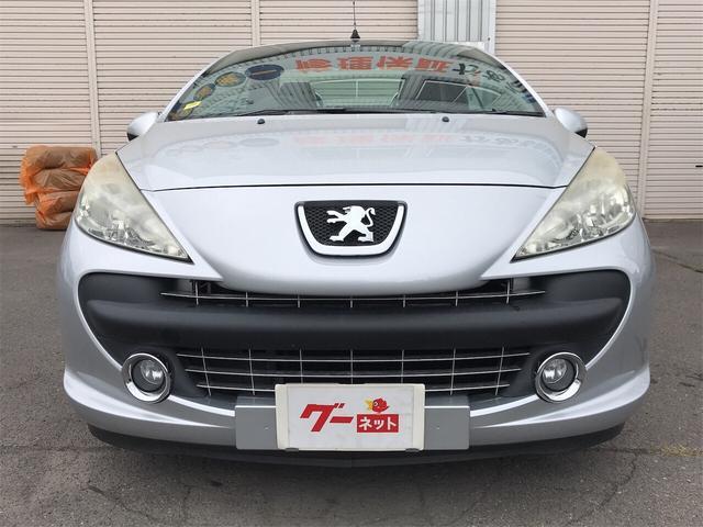 「プジョー」「プジョー 207」「オープンカー」「北海道」の中古車3