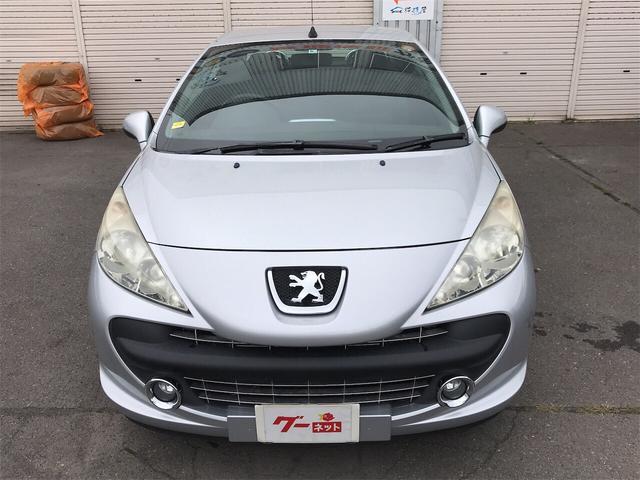「プジョー」「プジョー 207」「オープンカー」「北海道」の中古車4