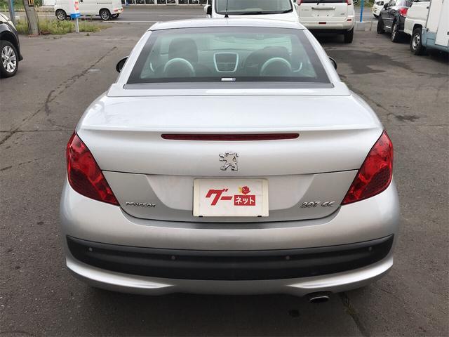 「プジョー」「プジョー 207」「オープンカー」「北海道」の中古車10