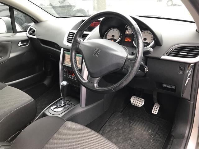 「プジョー」「プジョー 207」「オープンカー」「北海道」の中古車16