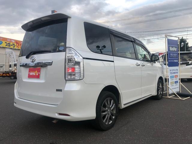 「トヨタ」「ヴォクシー」「ミニバン・ワンボックス」「北海道」の中古車6