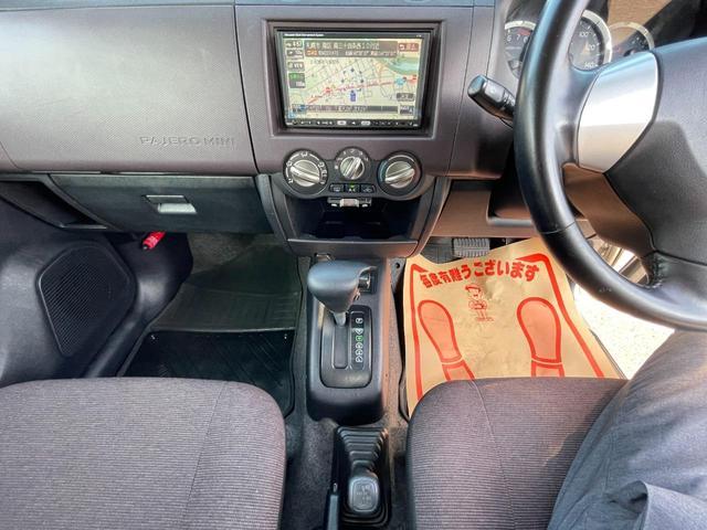 ナビエディションVR 4WD ターボ 純正HDDナビ CD/DVD再生 TV視聴 キーレス(16枚目)