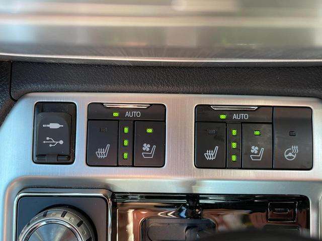 ZX 革シート サンルーフ リアエンター WALDエアロ&22インチ 純正ナビ 地デジ パノラミックビュー クルーズコントロール クリアランスソナー パワーバックドア シートエアコン クールボックス ETC(20枚目)