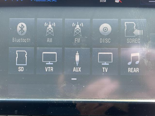 ZX 革シート サンルーフ リアエンター WALDエアロ&22インチ 純正ナビ 地デジ パノラミックビュー クルーズコントロール クリアランスソナー パワーバックドア シートエアコン クールボックス ETC(22枚目)