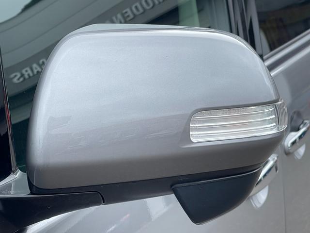 アエラス 4WD 純正TVナビ バックカメラ エンジンスターター 両側パワースライドドア パワーシート クルーズコントロール ETC リアパネル小修復歴(21枚目)