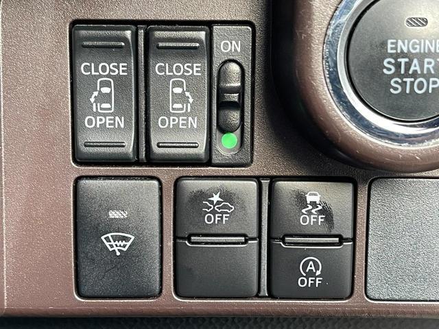 G S 4WD 寒冷地仕様 モデリスタフロントスポイラー 両側パワースライドドア シートヒーター アイドリングストップ スマートキー プッシュスタート(20枚目)