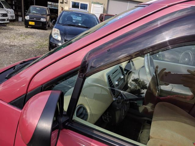 S FOUR 4WD キーレスエントリー ドアバイザ(8枚目)