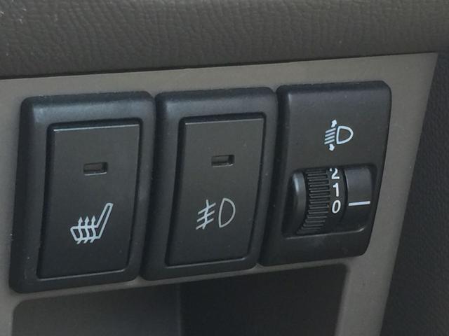 S FOUR 4WD キーレスエントリー ドアバイザ(15枚目)