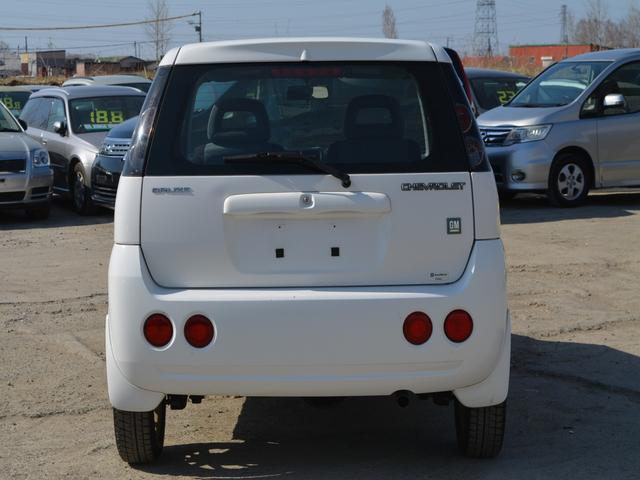 「シボレー」「シボレークルーズ」「SUV・クロカン」「北海道」の中古車6