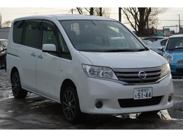「日産」「セレナ」「ミニバン・ワンボックス」「北海道」の中古車80