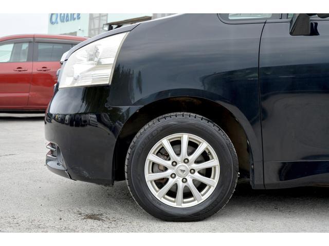 X 4WD 修復歴無し 社外ナビ ワンセグ 社外アルミホイール スタッドレスタイヤ(23枚目)
