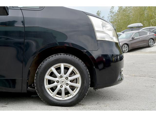 X 4WD 修復歴無し 社外ナビ ワンセグ 社外アルミホイール スタッドレスタイヤ(34枚目)