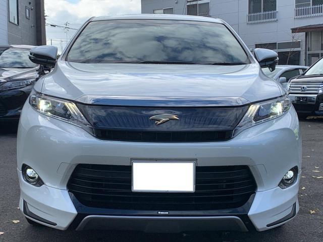 エレガンス 4WD 事故歴無車 サンルーフ モデリスタエアロ(2枚目)