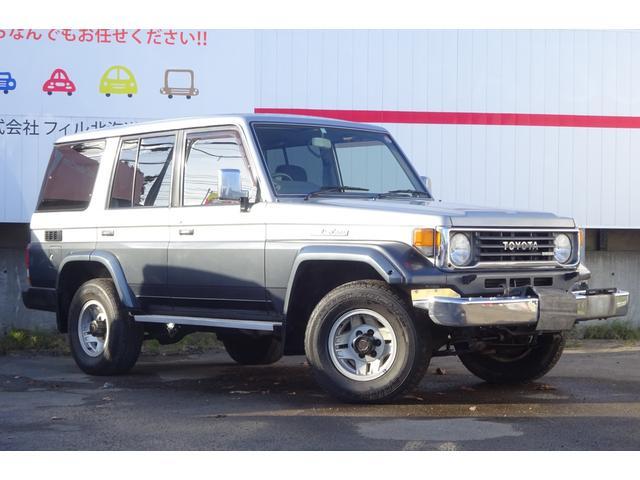 「トヨタ」「ランドクルーザー70」「SUV・クロカン」「北海道」の中古車2