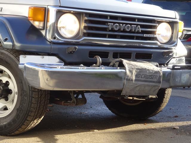 「トヨタ」「ランドクルーザー70」「SUV・クロカン」「北海道」の中古車48