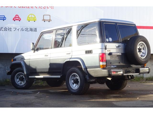 「トヨタ」「ランドクルーザー70」「SUV・クロカン」「北海道」の中古車54