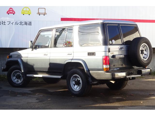 「トヨタ」「ランドクルーザー70」「SUV・クロカン」「北海道」の中古車56