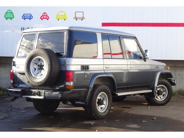 「トヨタ」「ランドクルーザー70」「SUV・クロカン」「北海道」の中古車57