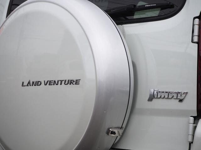 ランドベンチャー モニター付きオーディオ Bluetooth バックカメラ 純正AW フォグランプ 背面タイヤ ETC ミラーウィンカー キーレス エンスタ ランドベンチャー専用シート 寒冷地仕様(40枚目)