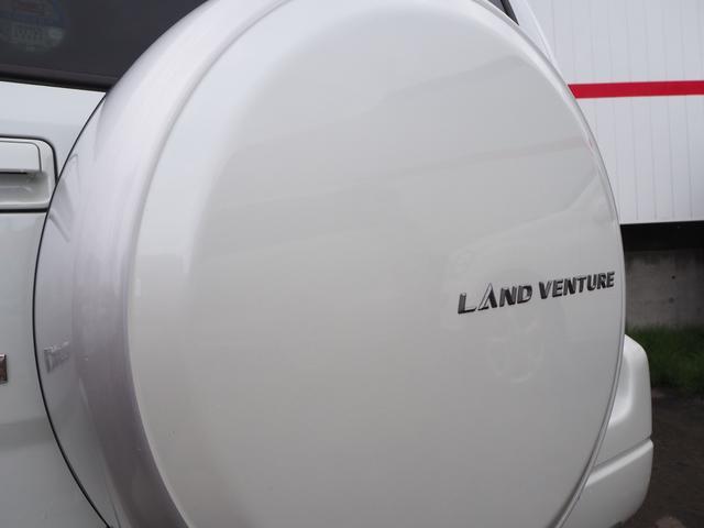 ランドベンチャー モニター付きオーディオ Bluetooth バックカメラ 純正AW フォグランプ 背面タイヤ ETC ミラーウィンカー キーレス エンスタ ランドベンチャー専用シート 寒冷地仕様(58枚目)