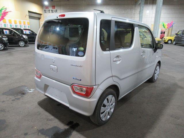 ハイブリッドFX ABS アイドリングストップ 4WD(20枚目)
