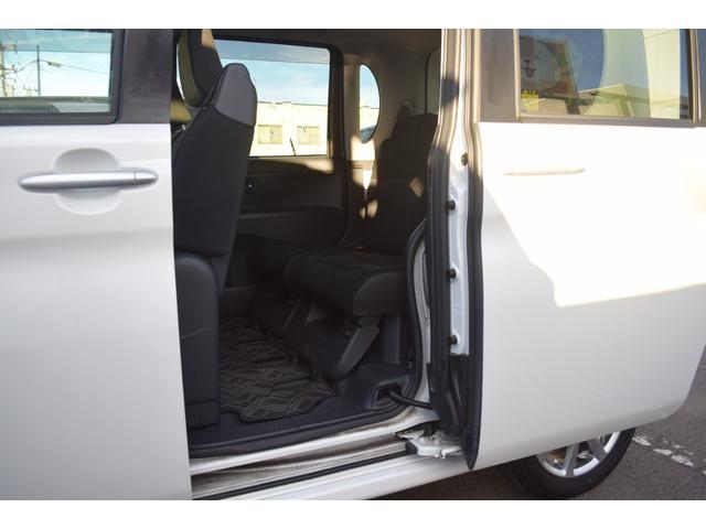 G 電スラ ドラレコ ナビ 4WD ETC オートエアコン キーフリー スマートキー ABS ナビTV アイドリングストップ フルセグ メモリーナビ ベンチシート 寒冷地仕様 オートスライドドア WエアB(27枚目)