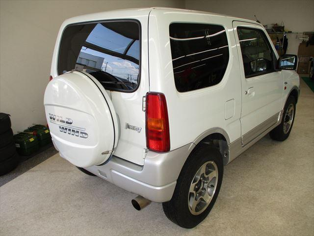 ワイルドウインド ABS ターボ 4WD(3枚目)